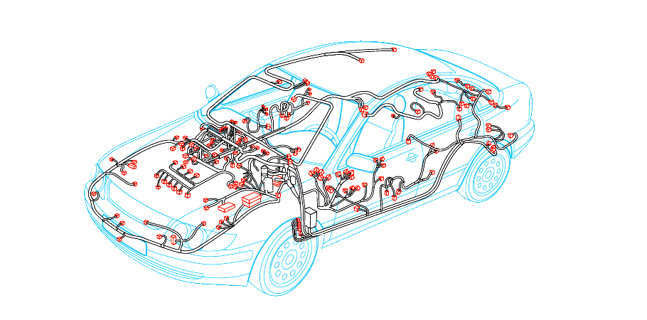 main_ph2 fujikura ltd automotive what is a wire harness in a car at bayanpartner.co